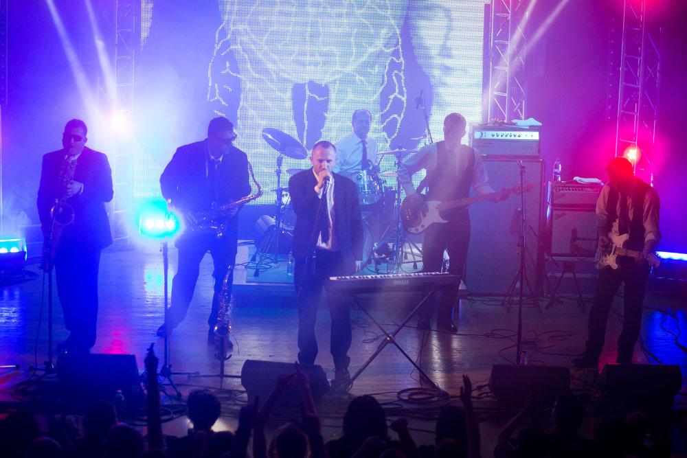 Na celé turné vytvorili pre obe skupiny špeciálnu videoprojekciu Ján Šicko a Šimon Chovan.