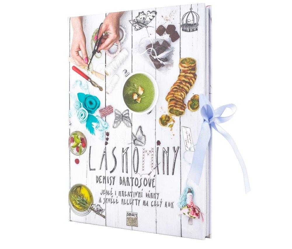 Kniha Laskominy