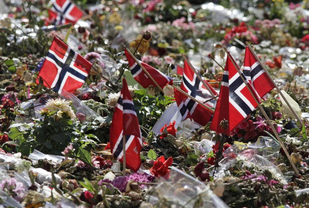 Ani po vraždení Breivika Nóri nevolali po trestaní každého extrémneho pravičiara. Foto - tasr/ap