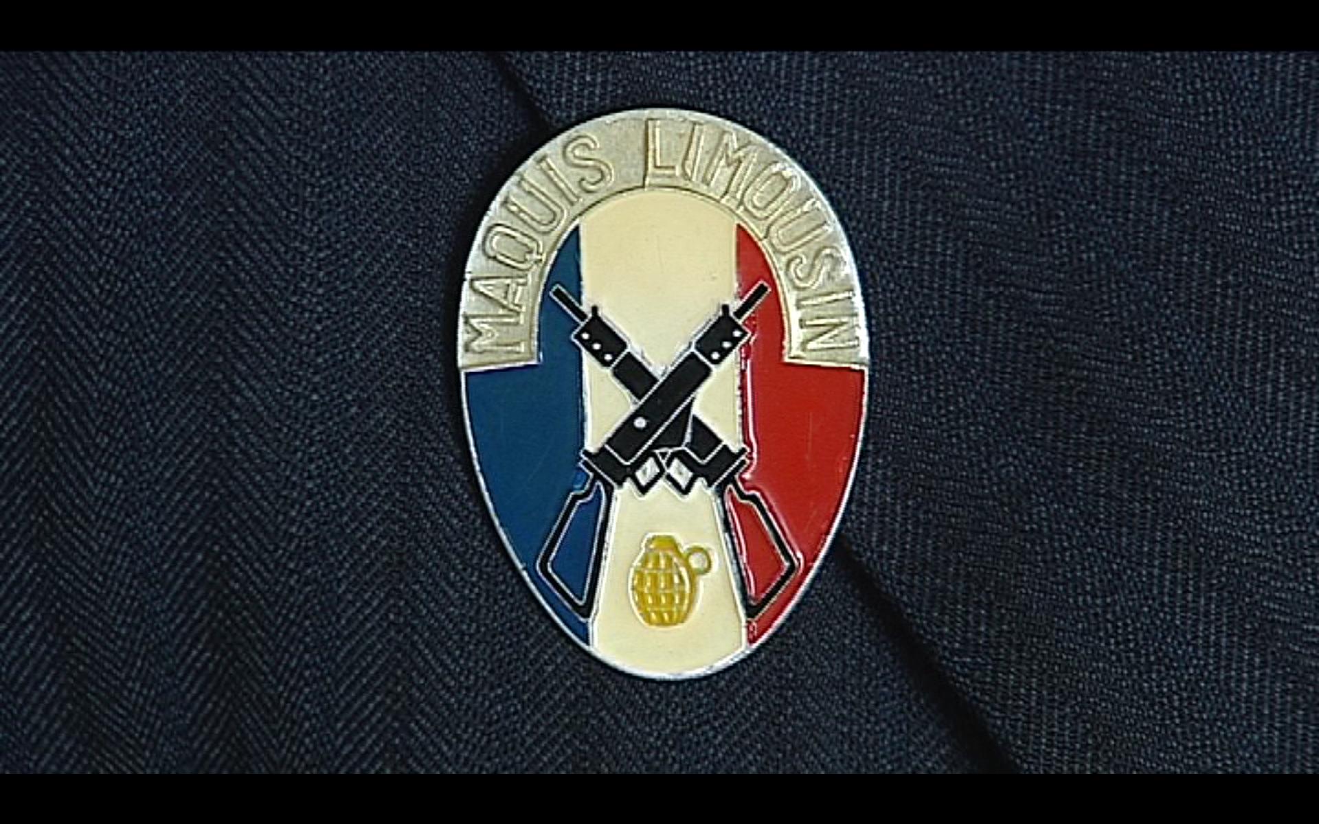 Partizánsky odznak.