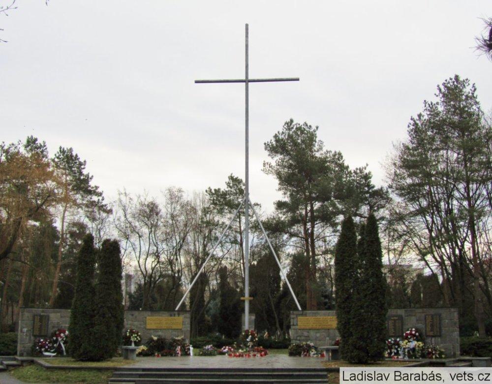 Pomník obetiam komunizmu
