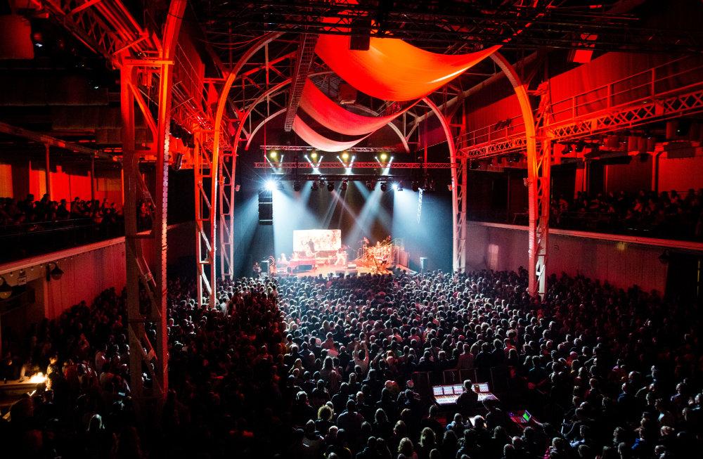 Koncert Hrana Live v Starej tržnici. Foto N - Tomáš Benedikovič