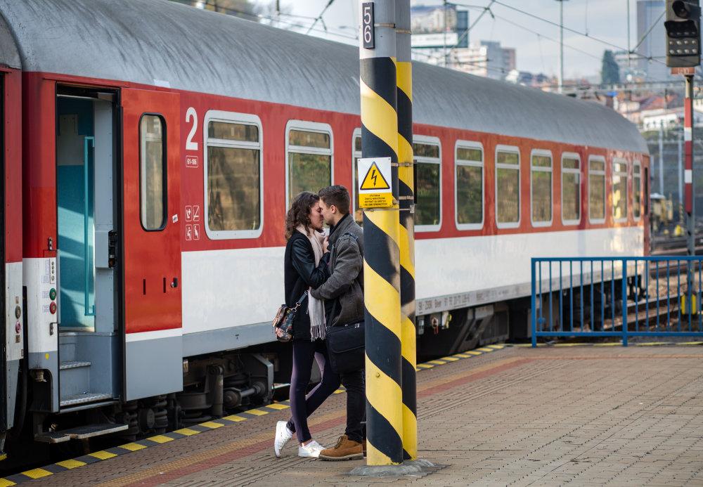 Bratislava, 13.11. 2015. Hlavná stanica. Foto N - Tomáš Benedikovič