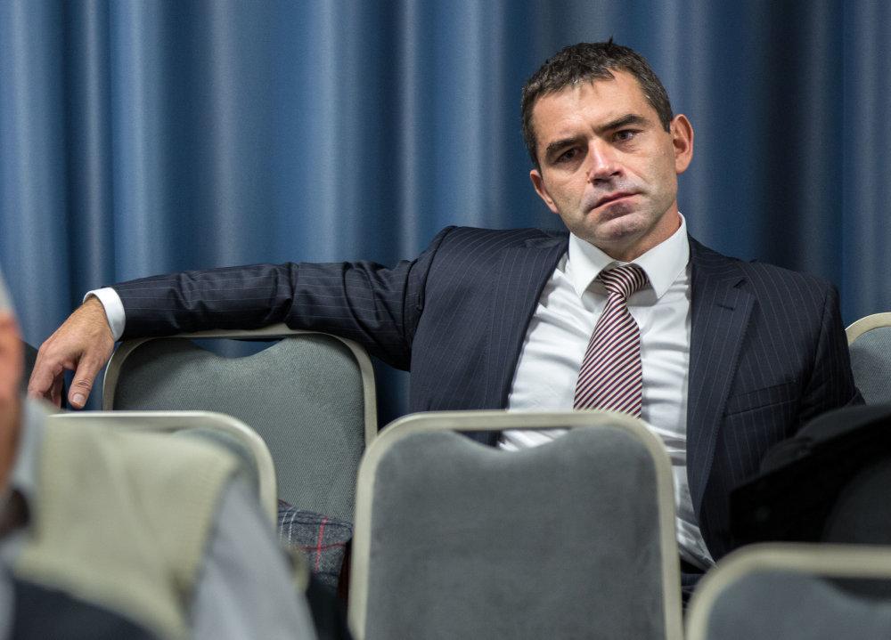 Bývalý starosta Marianky Jurika. foto N – Tomáš Benedikovič