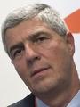zvolený staronový predseda politickej strany Most-Híd Béla Bugár