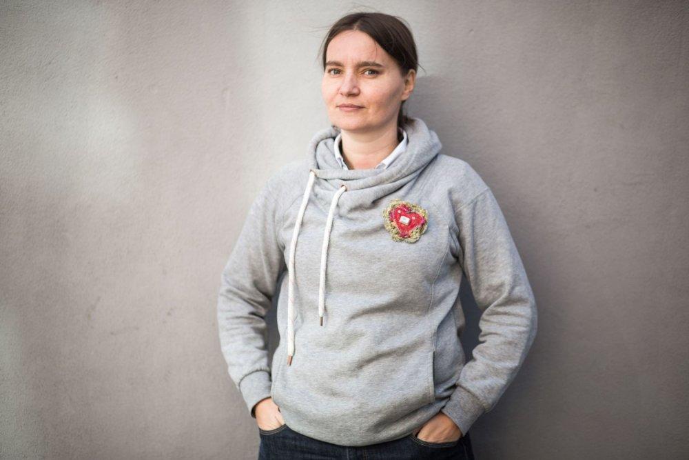 Zuzana Pohánková. Foto N - Vladimír Šimíček