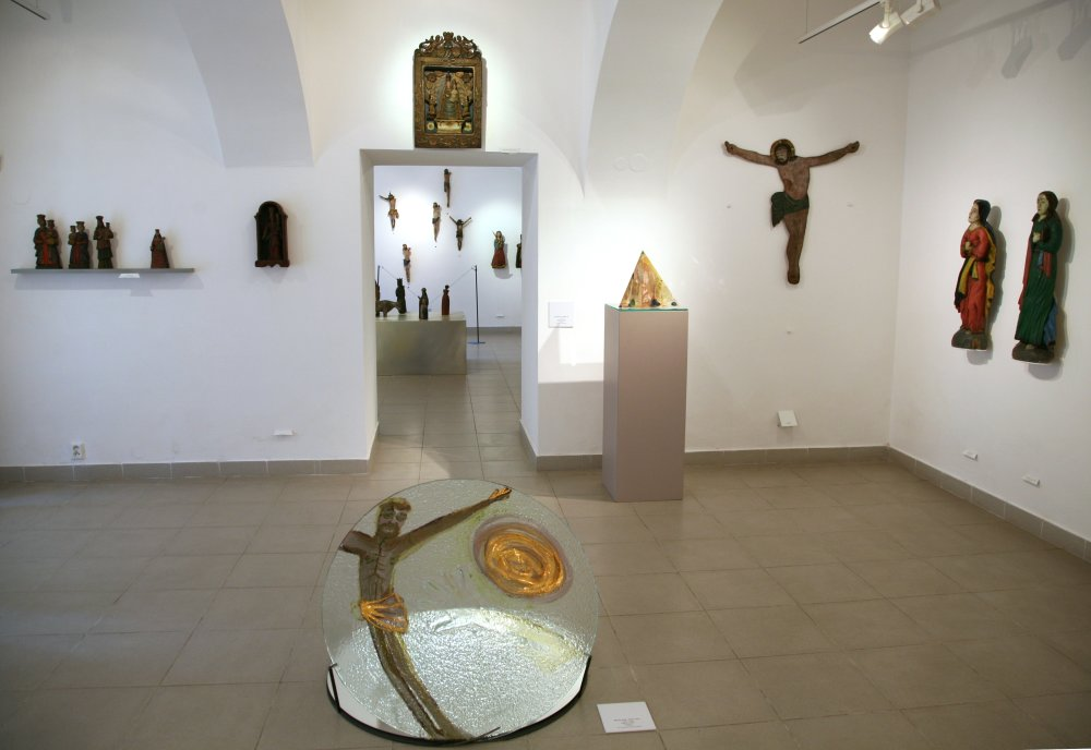 Pohľad do stálej expozície Tradičné ľudové umenie – výber Foto - archív OG