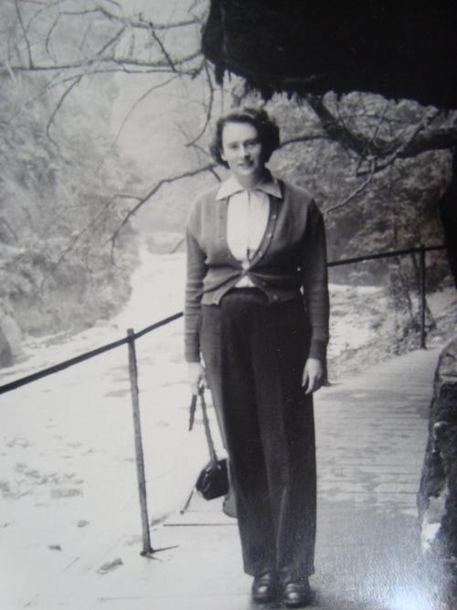 Štefánia Lorándová. Foto - Post Bellum