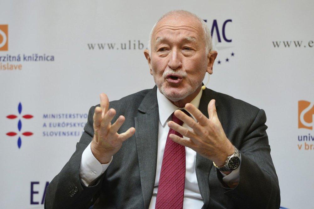František Šebej. Foto - TASR