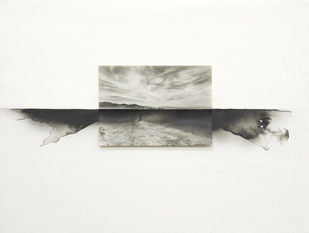 Lucia Tallová, zo série More, 30 x 40 cm, akvarel, 2015