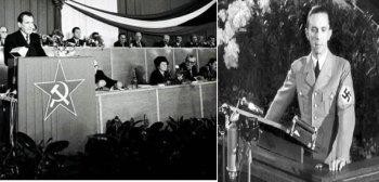 Bilak a Goebbels