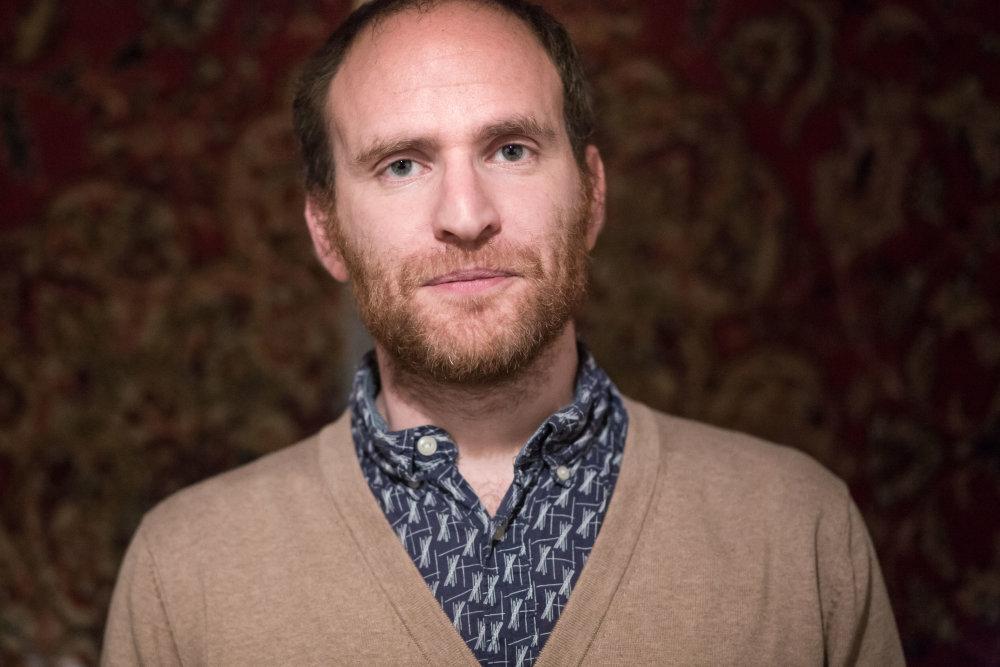 Adam Schonberger, syn rabína a ľavicový aktivista, ktorý sa nebojí Fideszu. Foto N - Vladimír Šimíček