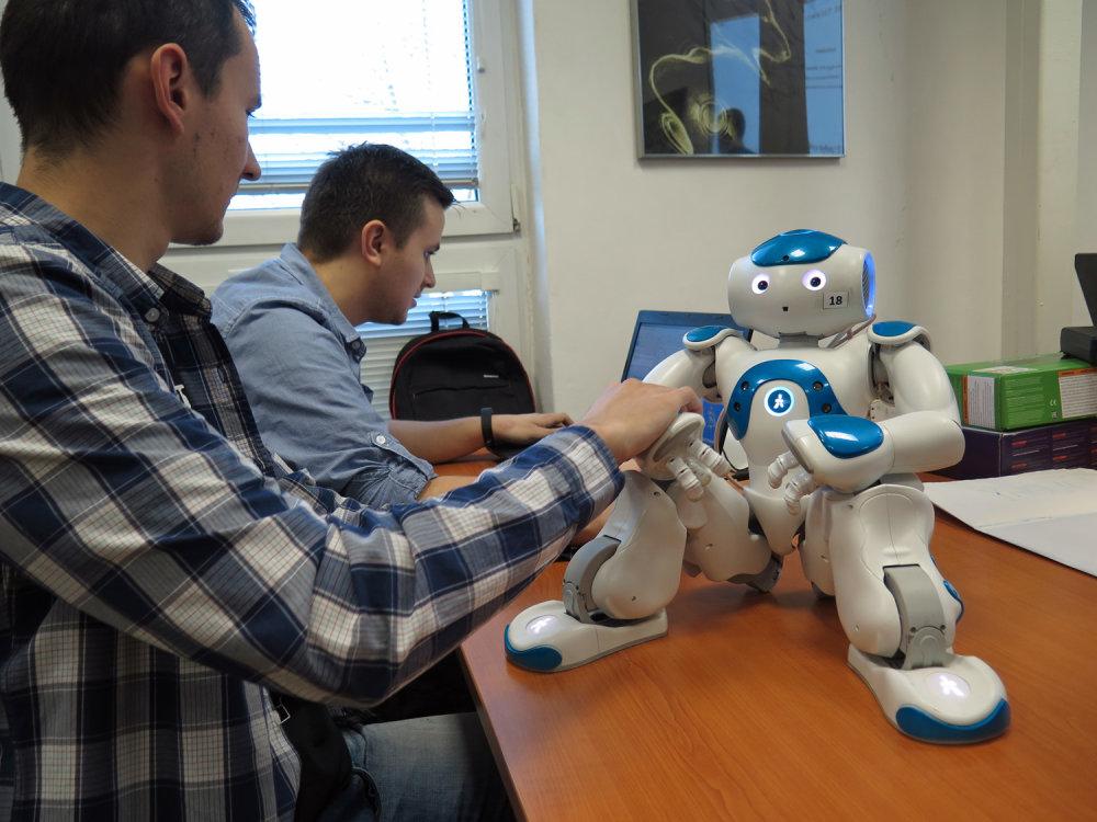 EduScrum testujú aj na Technickej univerzite v Košiciach. Foto: Filip Struhárik