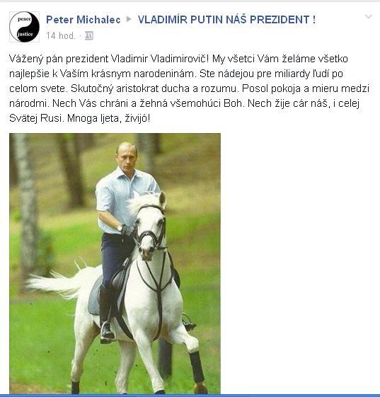 Michalec VPNP