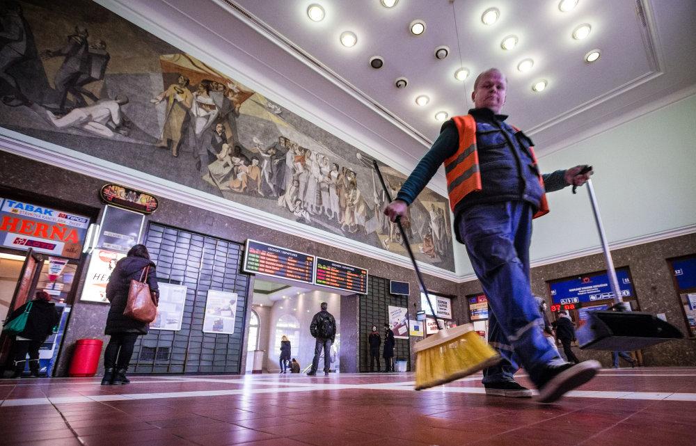 Hlavná stanica. Foto N - Tomáš Benedikovič