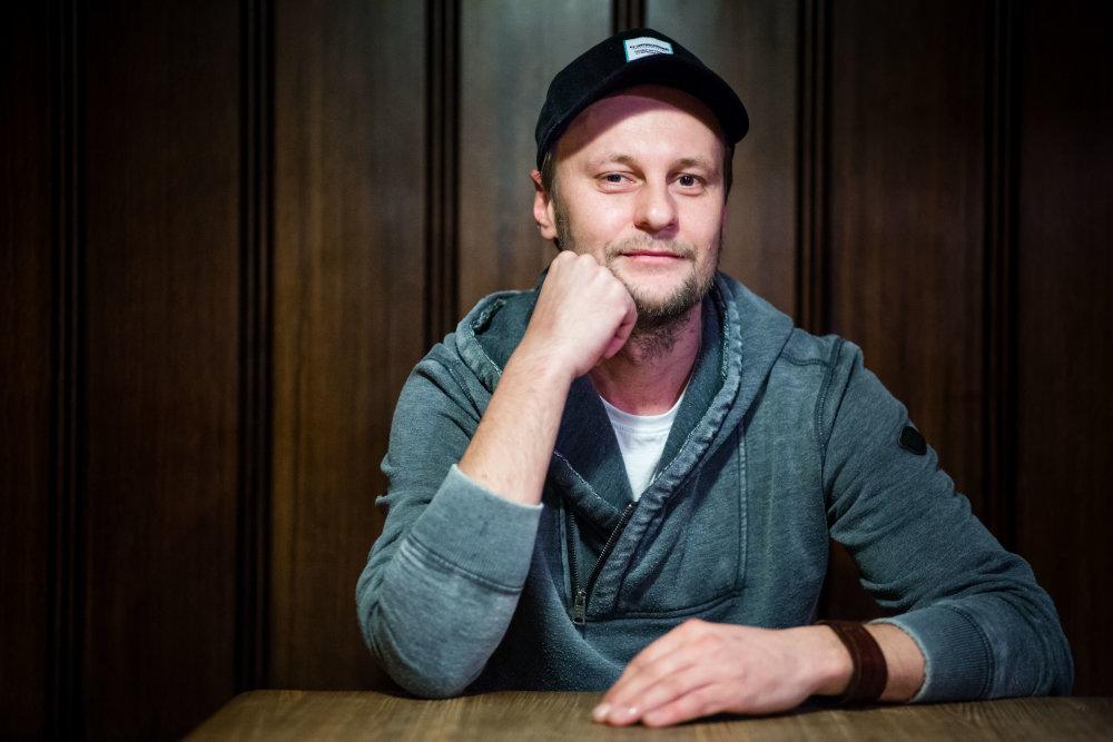 Šéfkuchár Marcel Ihnačák. Foto N - Tomáš Benedikovič