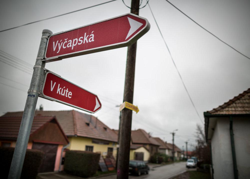 Výčapy - Opatovce sú neďaleko Nitry. 2015. foto N - Tomáš Benedikovič