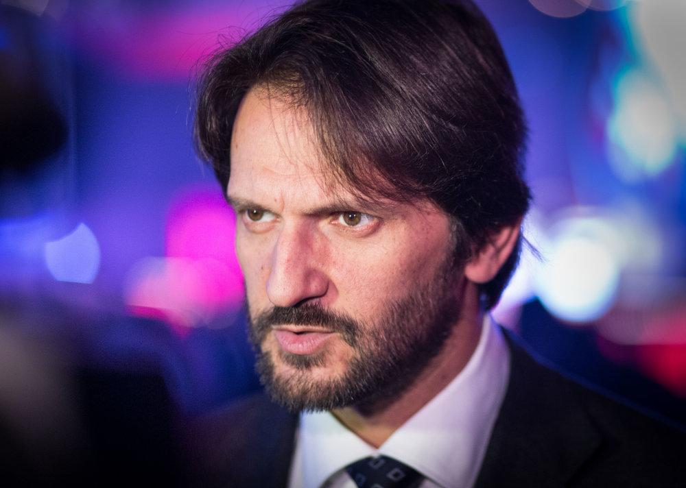 Minister vnútra Robert Kaliňák. Foto N - Tomáš Benedikovič