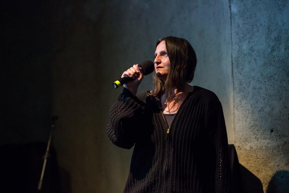 Mária Rišková od januára vedie Slovenské centrum dizajnu. Foto - Juraj Starovecký