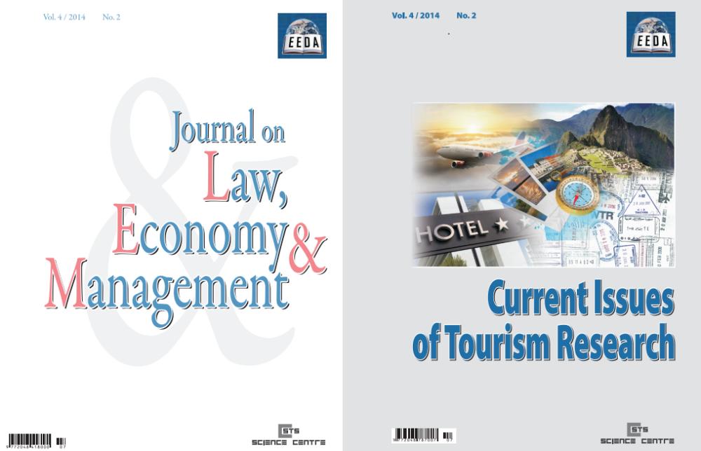 Časopisy Východoeurópskej agentúry pre rozvoj.