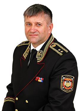 """""""Generál poručík"""" Jozef Zaťko."""