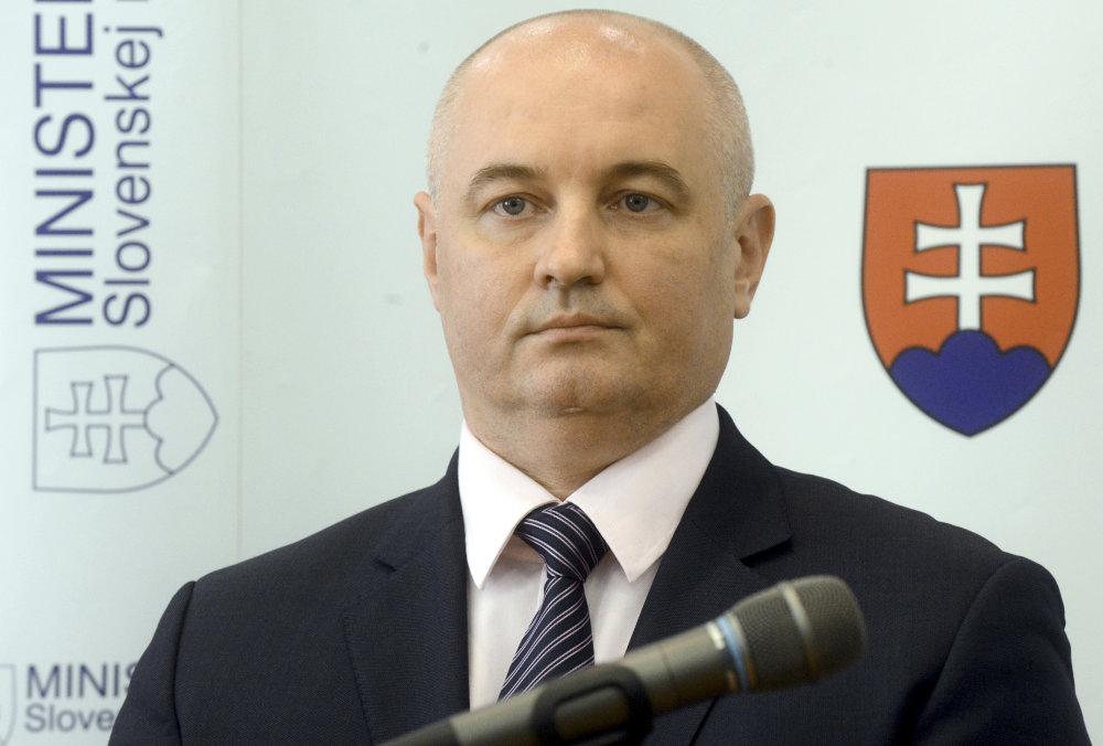 Riaditeľ Univerzitnej nemocnice v Bratislave Miroslav Bdžoch. Foto - Tasr