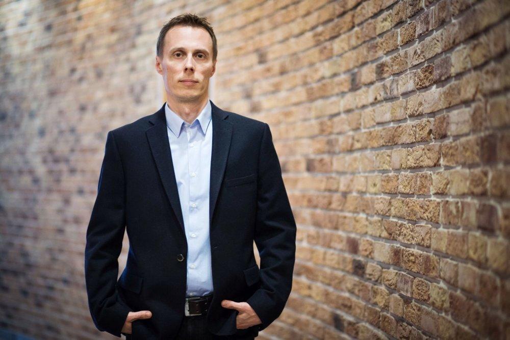 Novinár Marek Vagovič. Foto N – Vladimír Šimíček