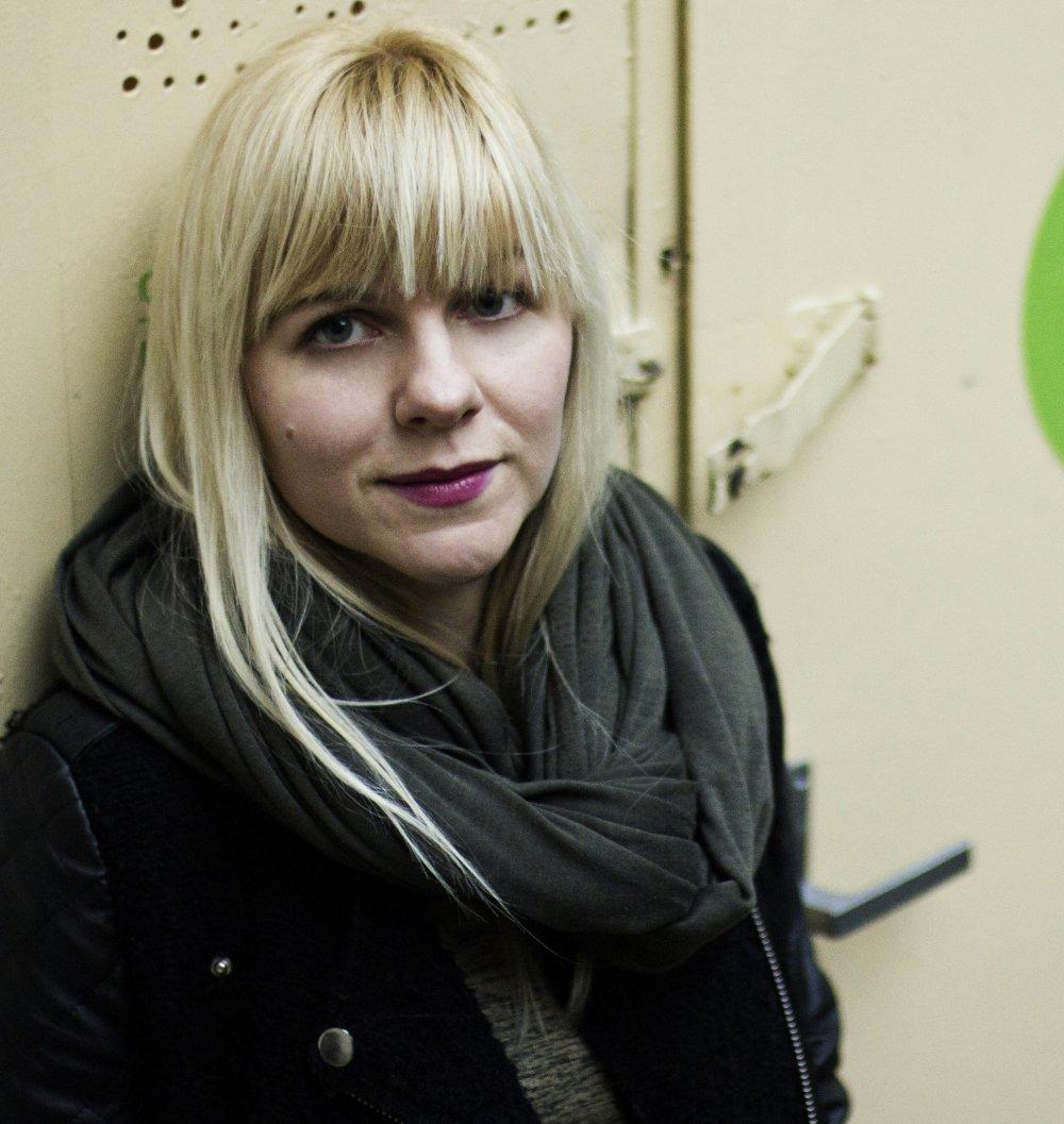 Dorota Kenderová. Foto - Lenka Kuricová.