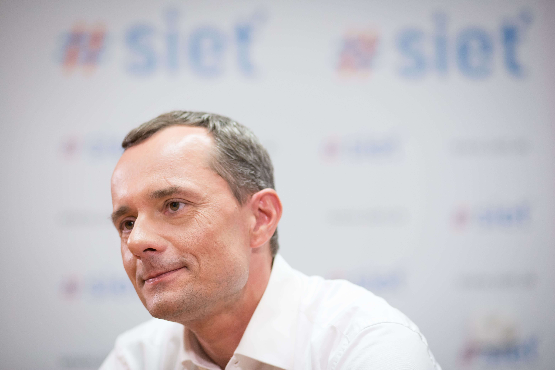 Radoslav Procházka. Foto N - Vladimír Šimíček