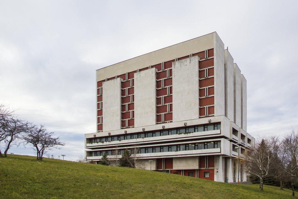 Slovenský národný archív, Bratislava, Vladimír Dedeček, 1970-1983. Foto - Peter Kuzmin