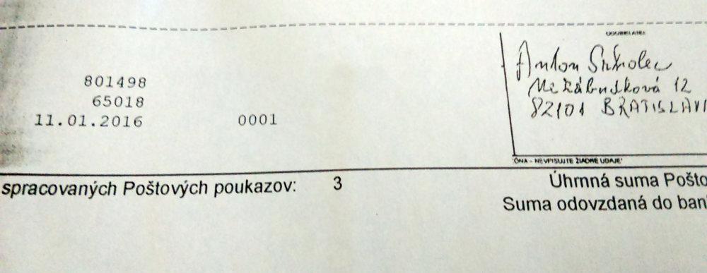 písmo pátra Srholca