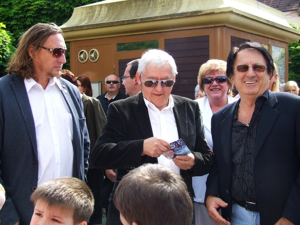 Šéf Strany moderného Slovenska Milan Urbáni (vpravo). Foto – stranasms.sk