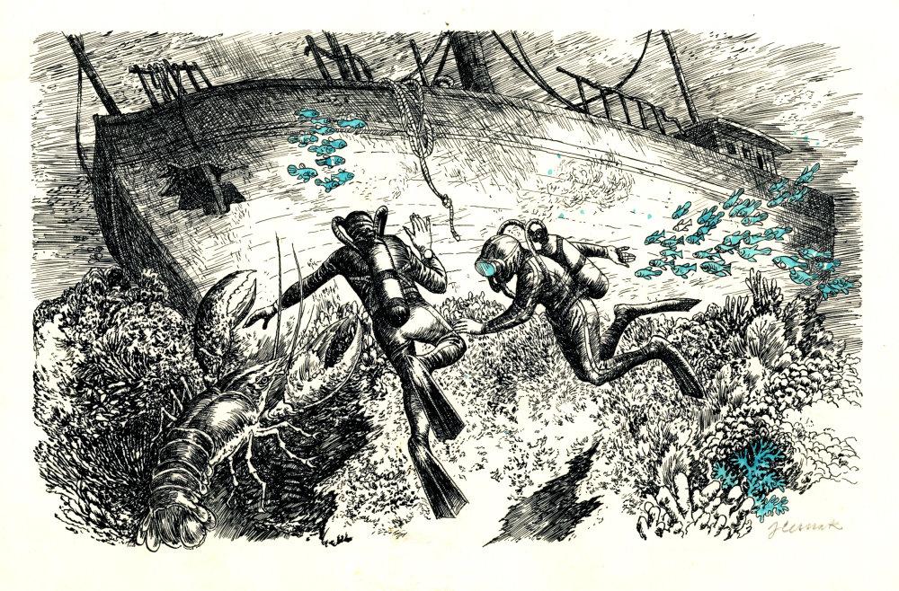 Jozef Cesnak: Tajomstvo ostrova kostier