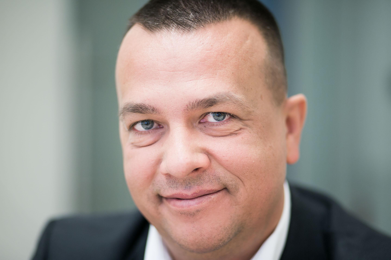 Predseda strany Skok Juraj Miškov. Foto N – Vladimír Šimíček