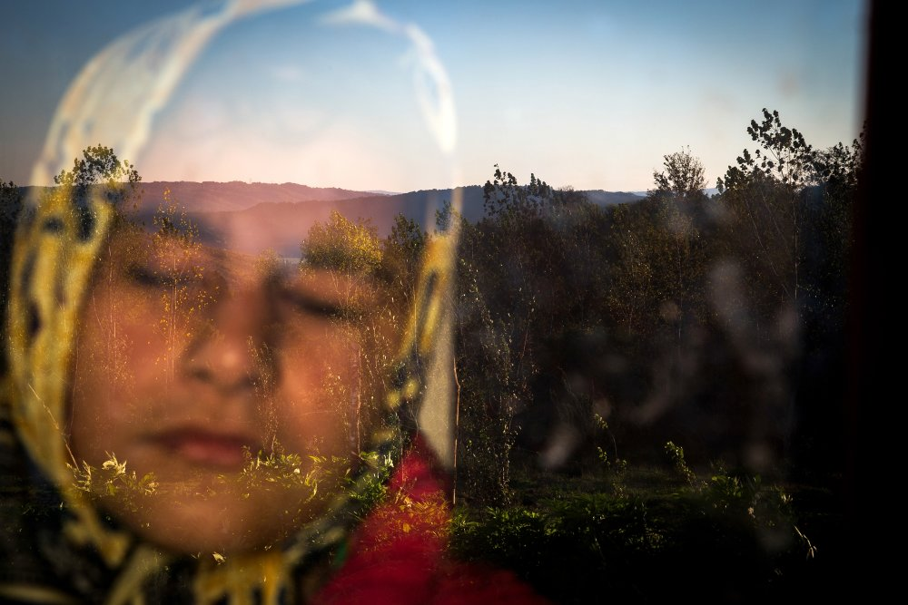 Denný život: Do svetla. Foto – Zohreh Saberi