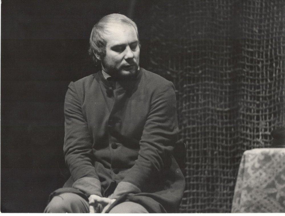 Ako Raskolnikov v Dostojevského Zločine a treste (1971). Foto - Jozef Vavro