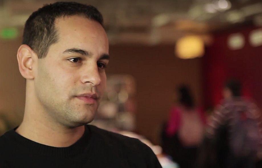 Kandidát OĽaNO Ján Herák. Foto – záber z predvolebného videa OĽaNO