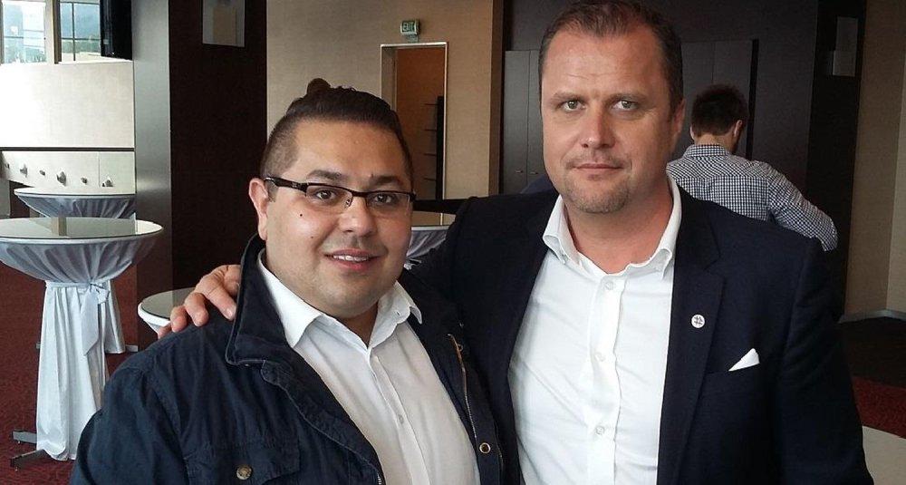 Kandidát Siete Ivan Hriczko. Foto – Facebook Ivana Hriczka