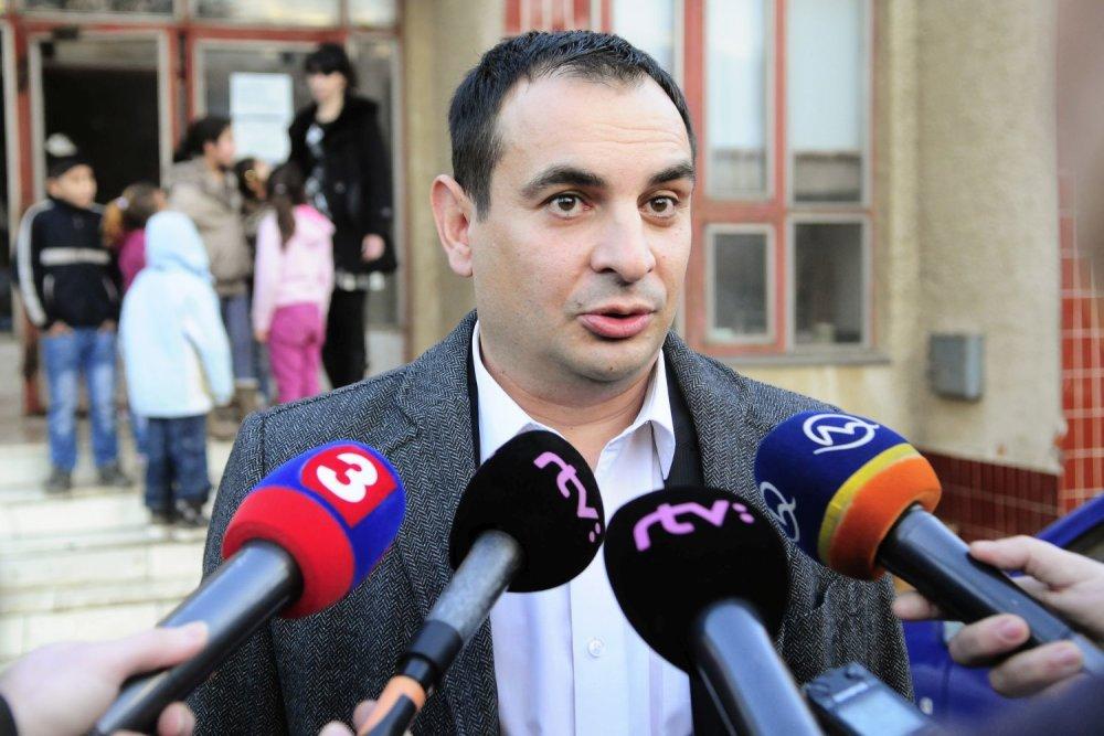 Kandidát OĽaNO Peter Pollák. Foto – TASR