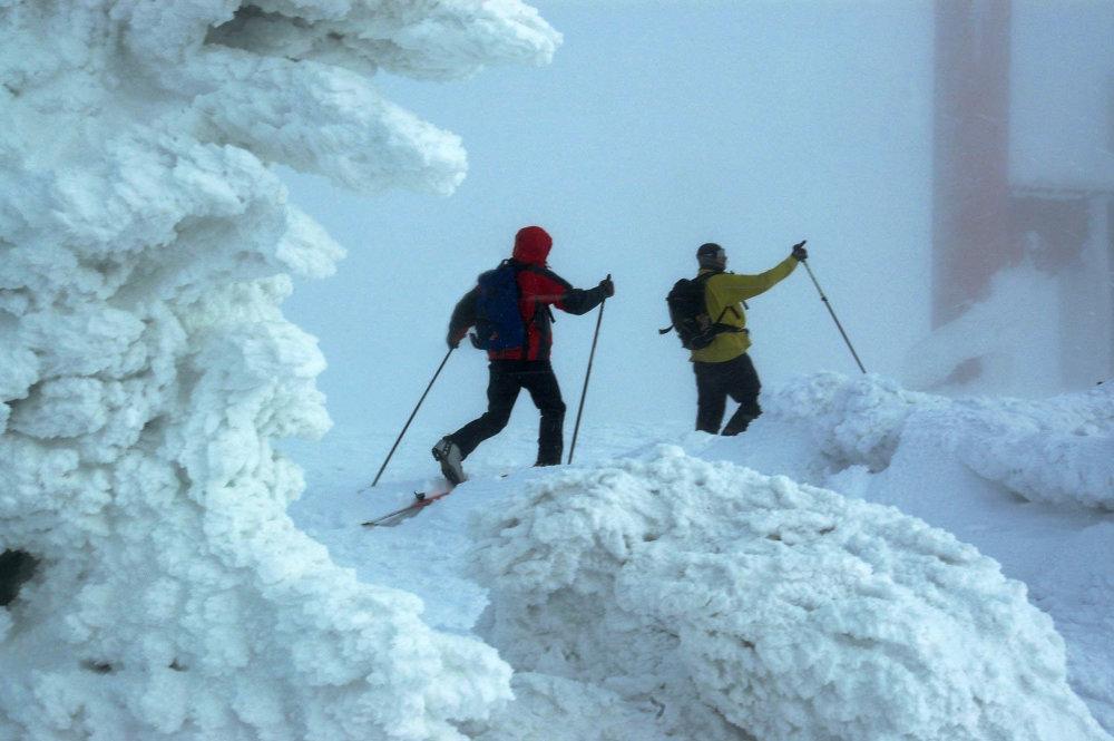 Na zimný výcvik vojaci potrebujú kvalitný výstroj. foto - TASR