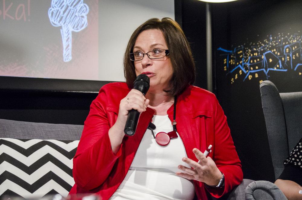Zuzana Zimenová. Foto - TASR
