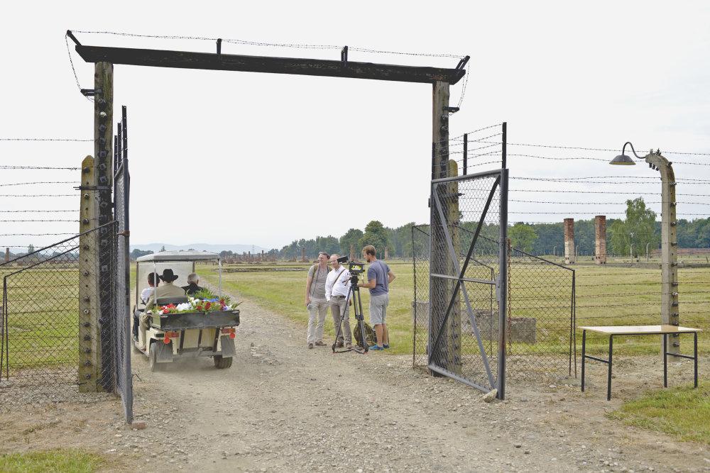 Auschwitz- Foto Juraj Chlpík
