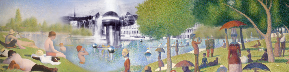 Park na Námestí slobody by mohol byť s funkčnou fontánou skvelým miestom na oddych. Vizualizácia - Adam Berka