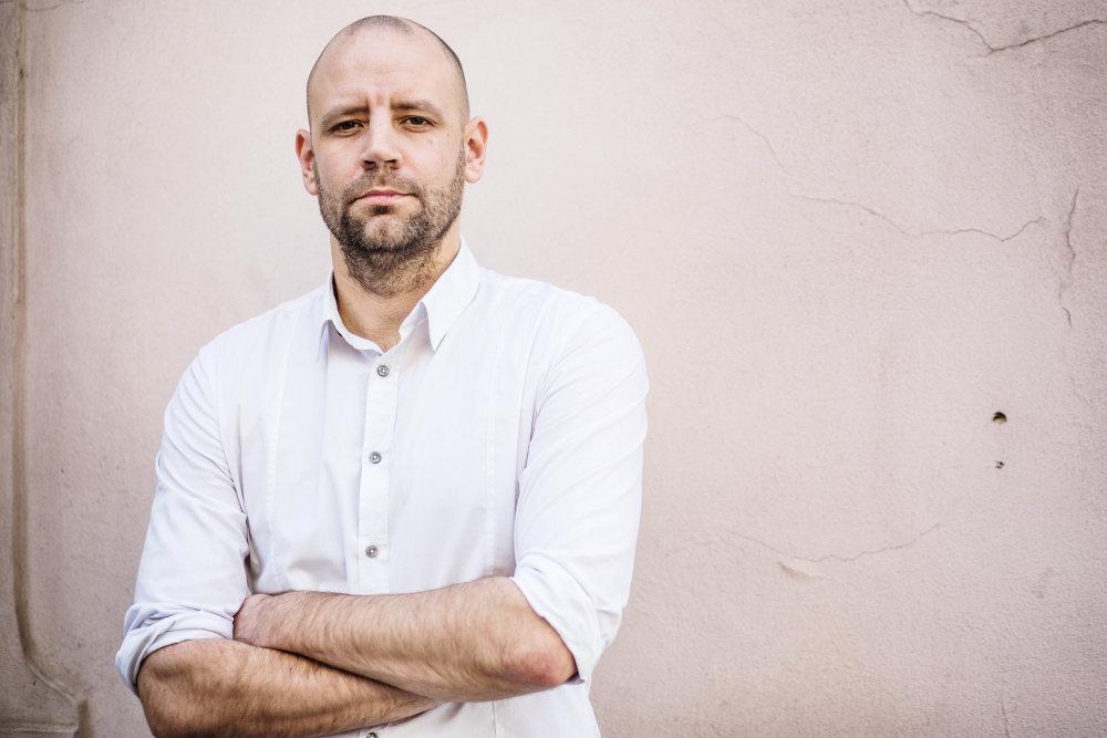 Radovan Choleva. Foto N - Vladimír Šimíček