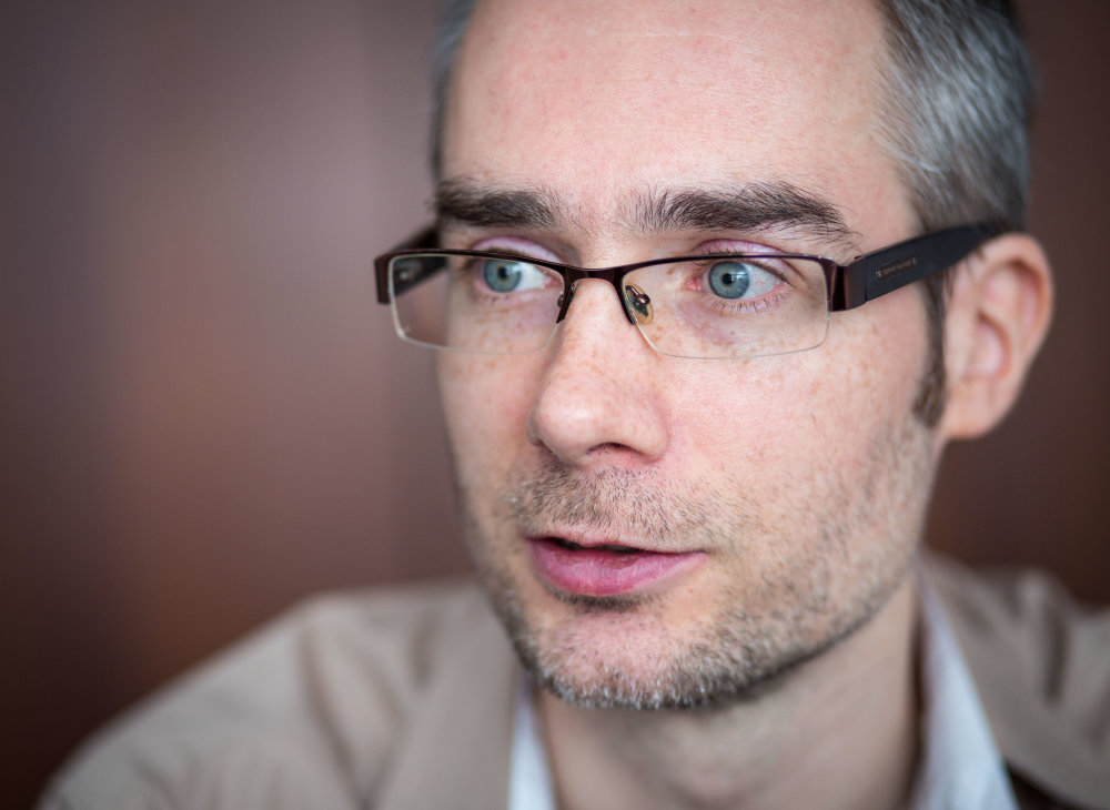 Daniel Milo. Foto N - Tomáš Benedikovič