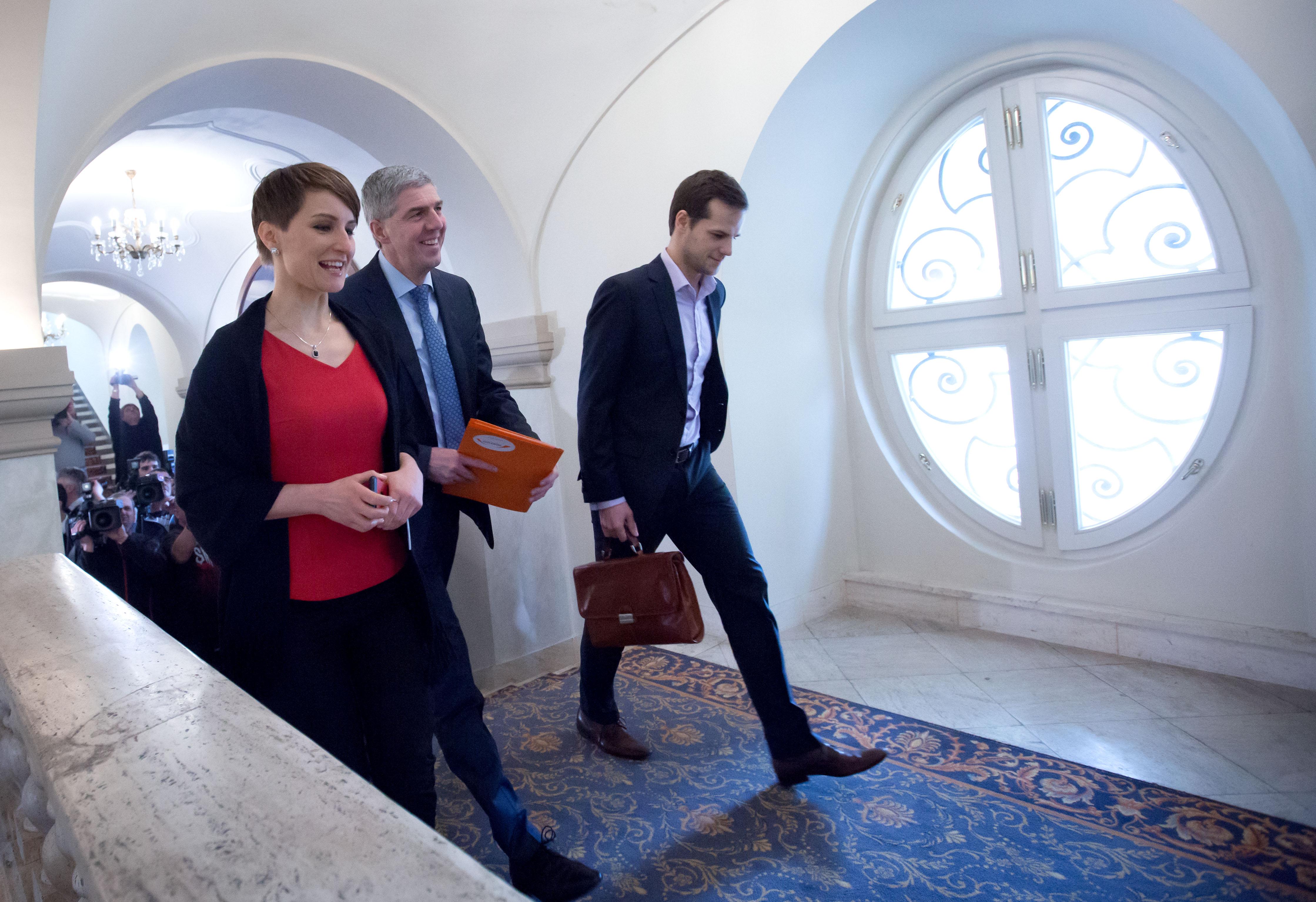 Béla Bugár na ceste do vlády. Foto N - Tomáš Benedikovič