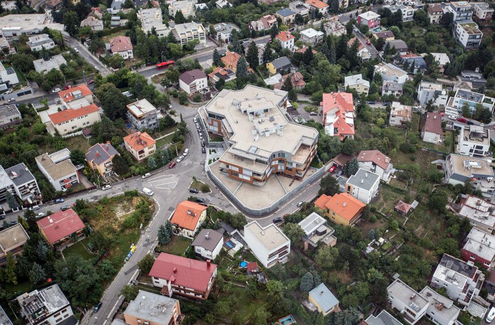 Komplex Bonaparte. foto N – Tomáš Benedikovič