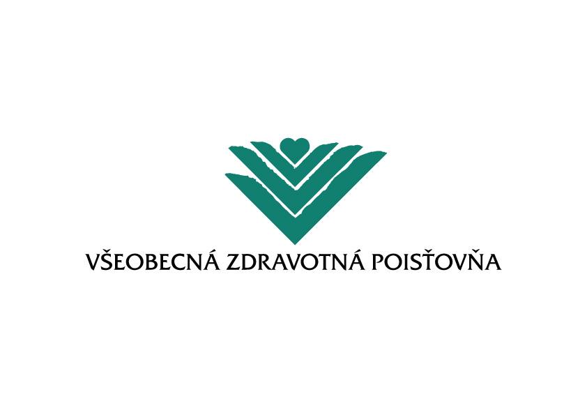Logo pre Všeobecnú zdravotnú poisťovňu, 1993.