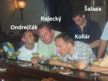 Boris Kollár a Piťovci.