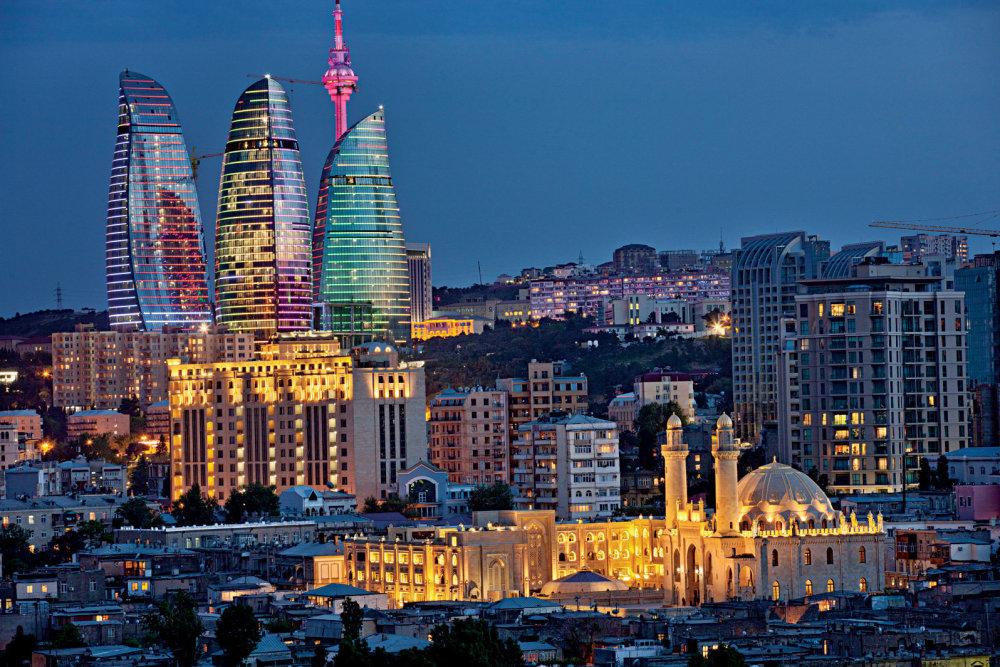 Toto nie je Kapuścińskeho Baku (Zdroj: reddit.com)